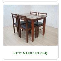 KATTY MARBLE SET (1+4)